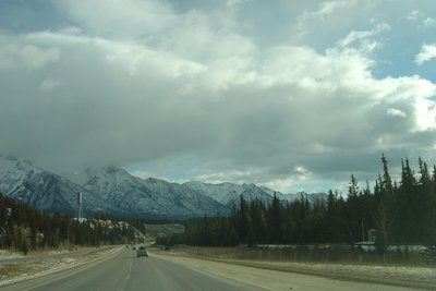 Alberta Rockies